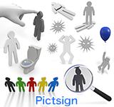 pictsign